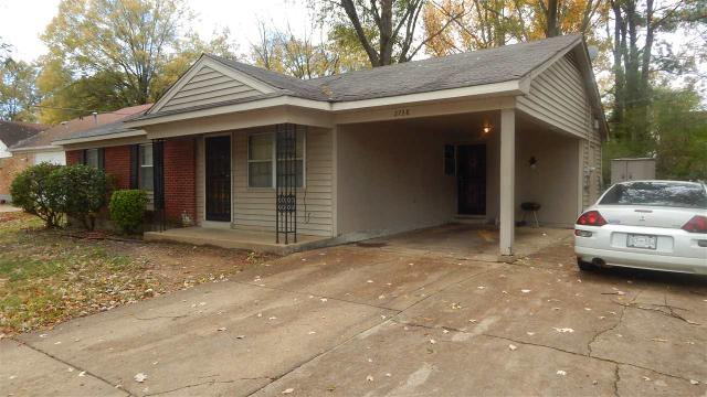2738 Southmeade Ave, Memphis TN 38127
