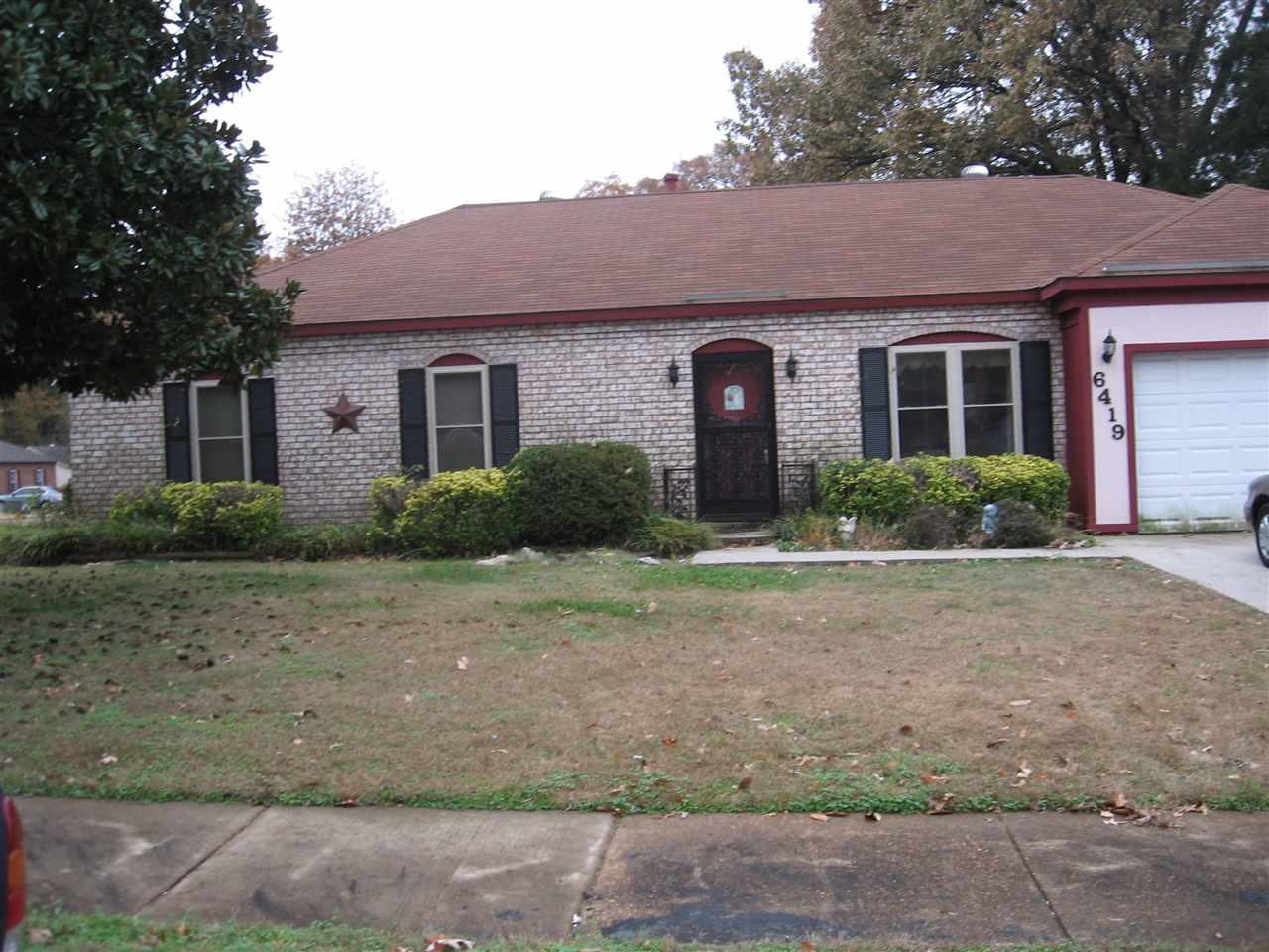 6419 Cheshire Cv, Memphis, TN