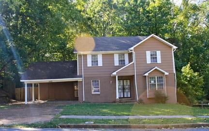 3485 E Rolling Woods Dr, Memphis TN 38128