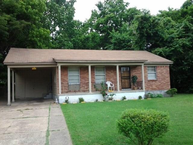 3386 Hallbrook St, Memphis TN 38127