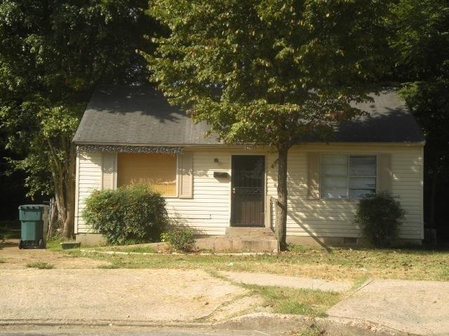 2393 Gentry Ave, Memphis TN 38108