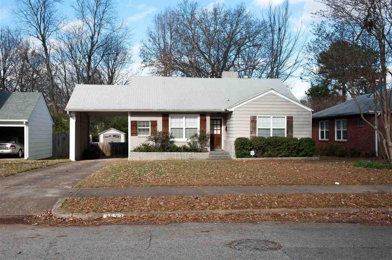 3632 Kenwood Ave, Memphis, TN