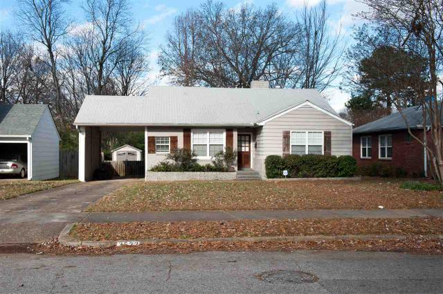 3632 Kenwood Ave, Memphis TN 38122