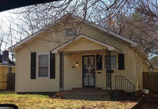 779 Isabelle St, Memphis TN 38122