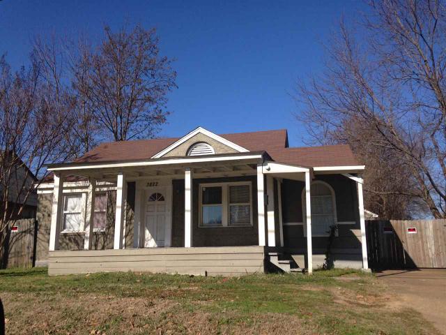 3822 Macon Rd, Memphis TN 38122