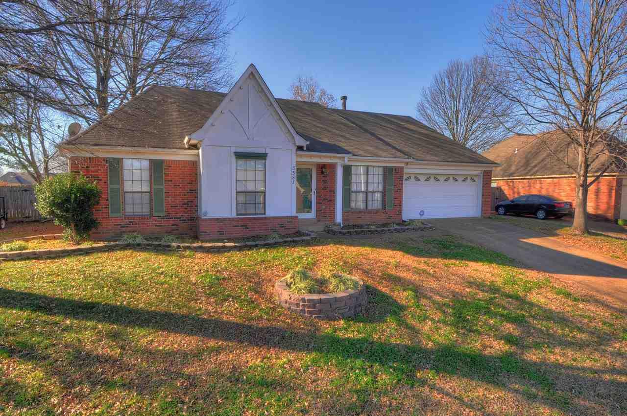 3581 Foxfield Trl, Memphis, TN