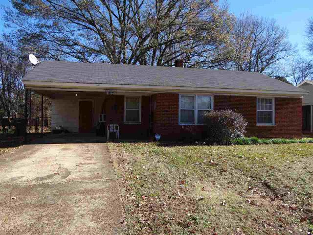 1868 Tant Rd, Memphis TN 38128