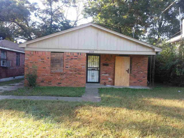 2309 Eldridge Ave, Memphis TN 38108