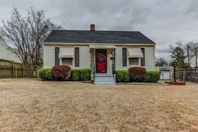 3752 Vernon Ave, Memphis TN 38122