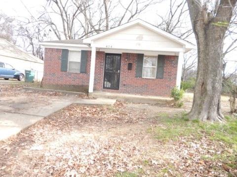 424 Carpenter St, Memphis TN 38112