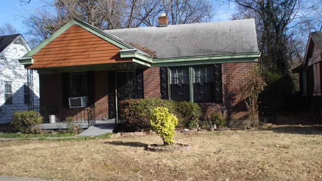 602 Spring St, Memphis TN 38112