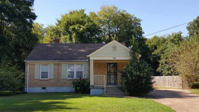1167 Gordon St, Memphis TN 38122