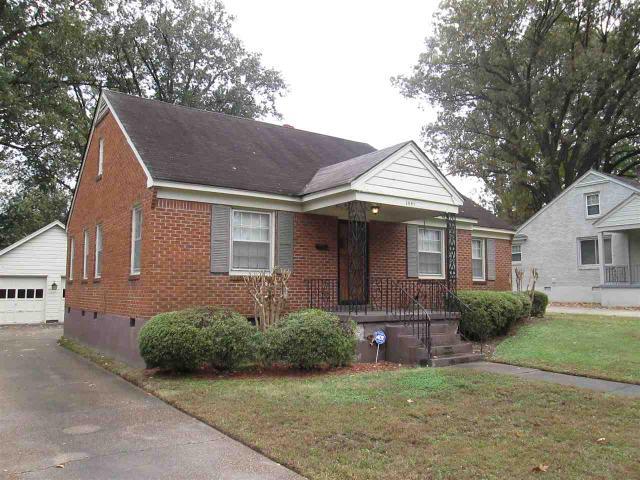 3645 Galloway Ave, Memphis TN 38122