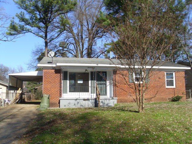 1940 Willowwood Dr, Memphis TN 38127