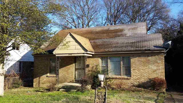 3490 Rockwood Ave, Memphis TN 38122
