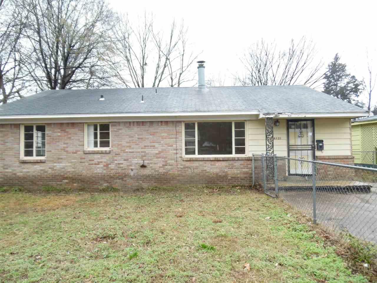 4121 Barron Ave, Memphis, TN
