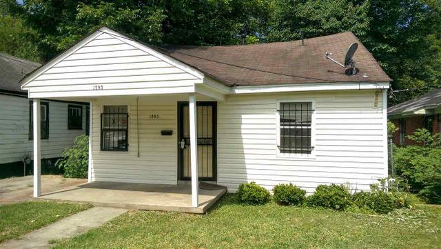 1593 Oakwood St, Memphis TN 38108