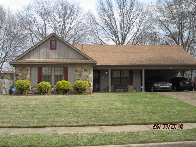 4034 Friendly Dr, Memphis, TN