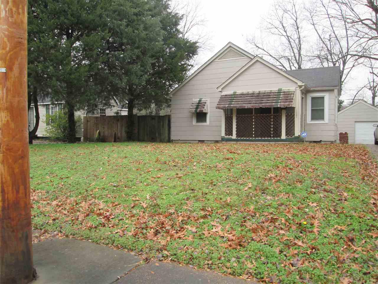 1062 W Walthal St, Memphis, TN