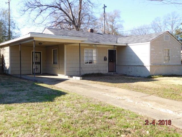 4063 Meadow Dr, Memphis, TN