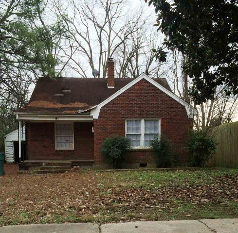 3481 Rosamond Dr, Memphis TN 38122