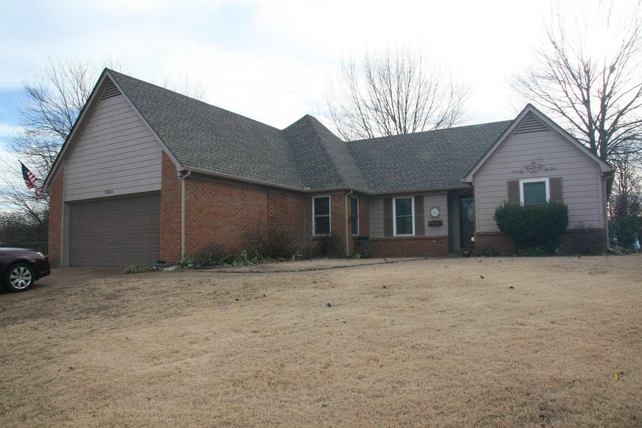 3563 Trey Hobbs Cv, Memphis, TN