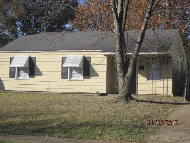 1593 Harville St, Memphis, TN