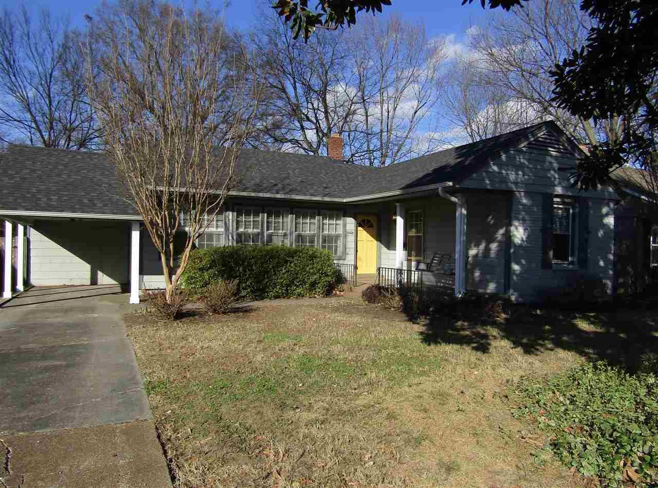 3668 Kenwood Ave, Memphis, TN