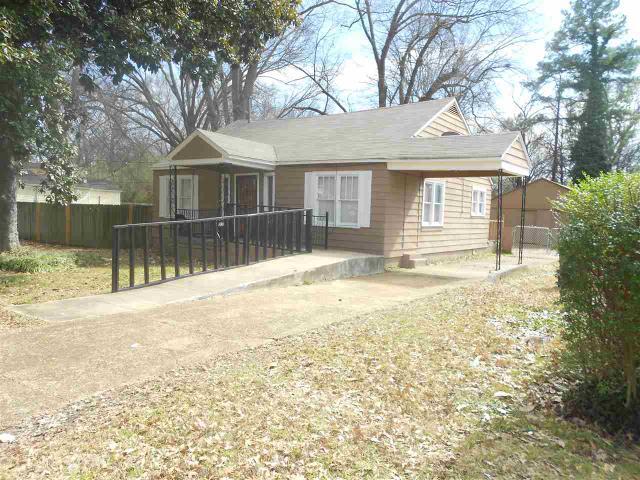 3607 Vanuys Rd, Memphis, TN