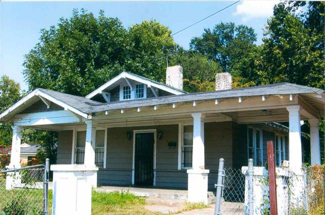 1538 Standridge St, Memphis TN 38108