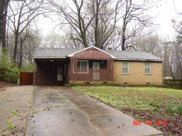 3258 Woodrow St, Memphis TN 38127