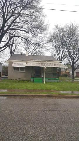2038 Nedra Ave, Memphis TN 38108