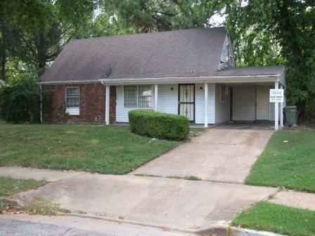 3441 Justine St, Memphis TN 38127