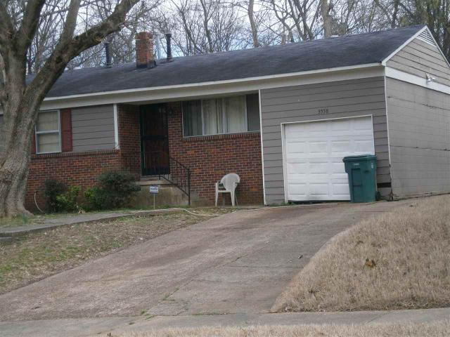 3558 England St, Memphis TN 38127
