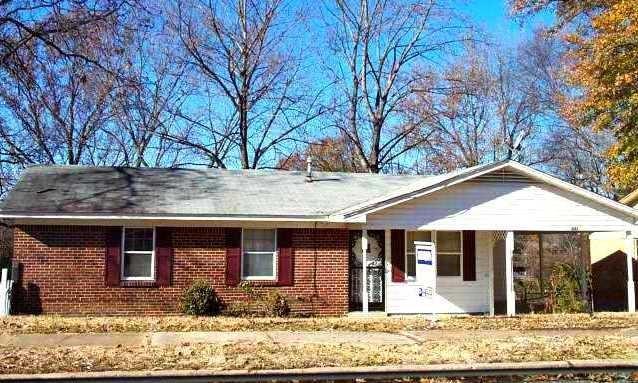 3551 Ardmore St, Memphis TN 38127