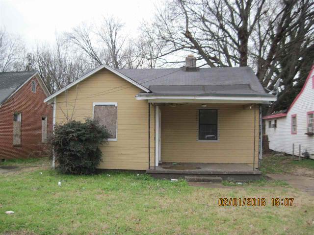 1613 Harrison St, Memphis TN 38108