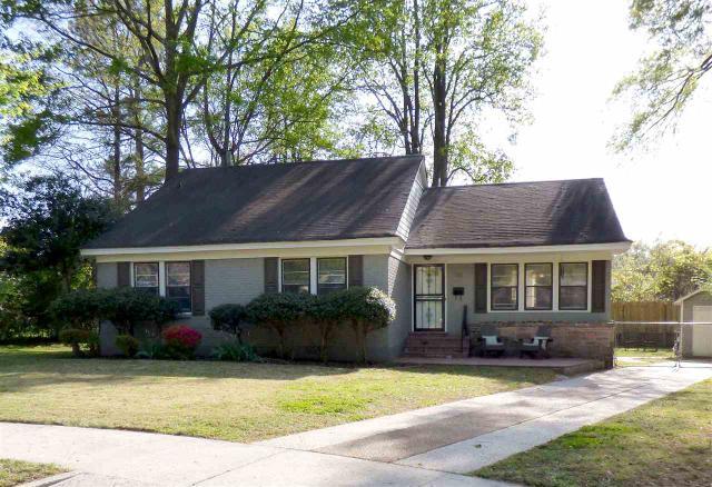 125 Northwood Dr, Memphis TN 38111