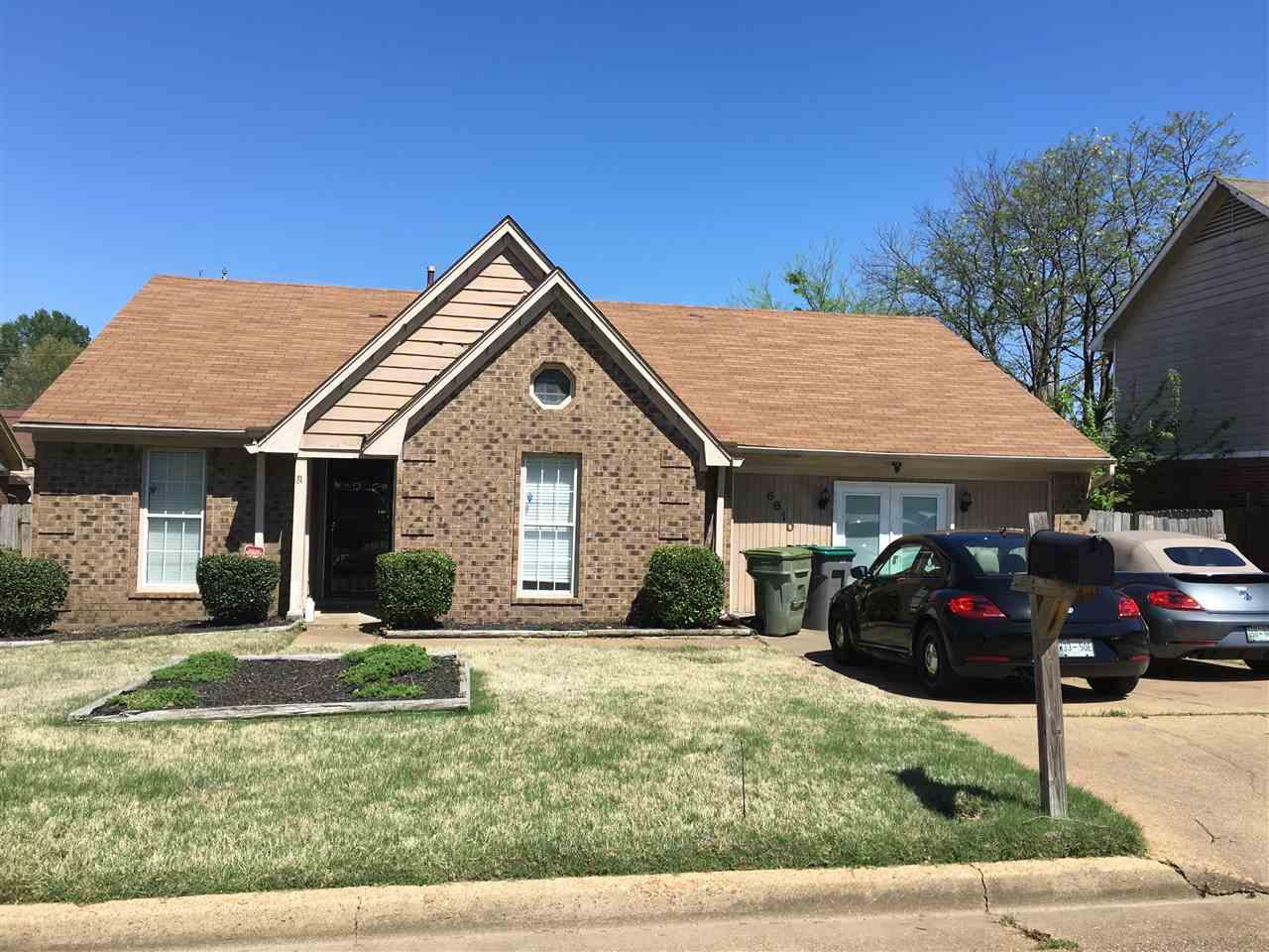 6610 Waders Ridge Dr, Memphis, TN