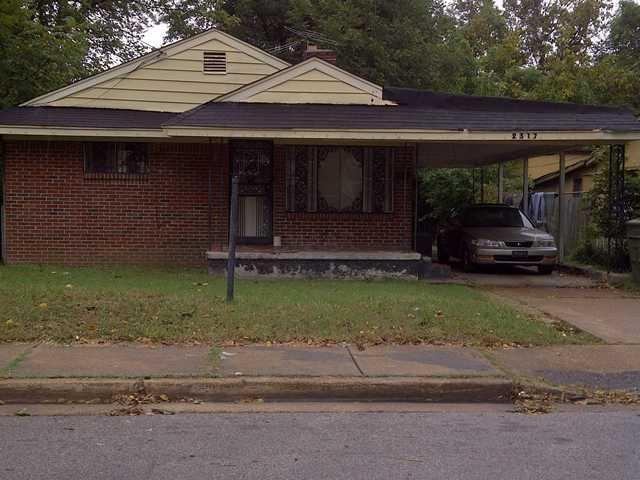 2317 Dexter Ave, Memphis TN 38108