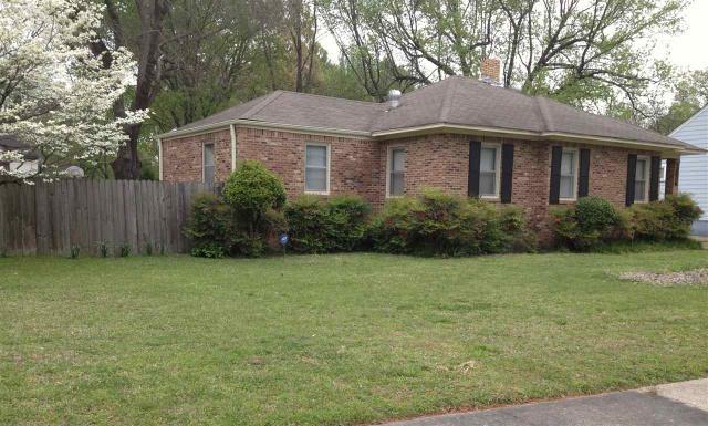 3856 Guernsey Ave, Memphis TN 38122