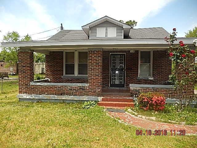 841 Barbara Dr, Memphis TN 38108