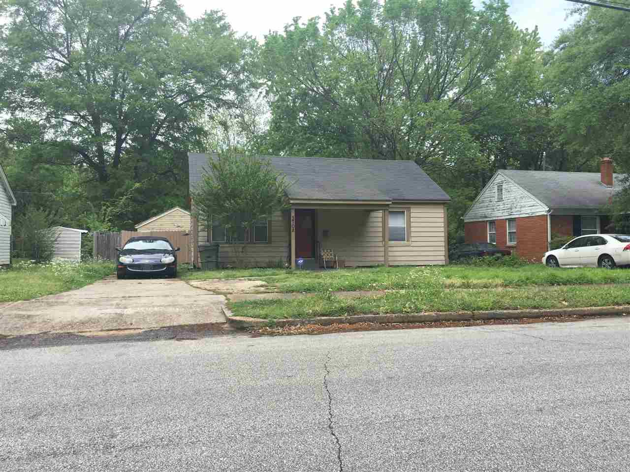 3708 W Barron Ave, Memphis, TN