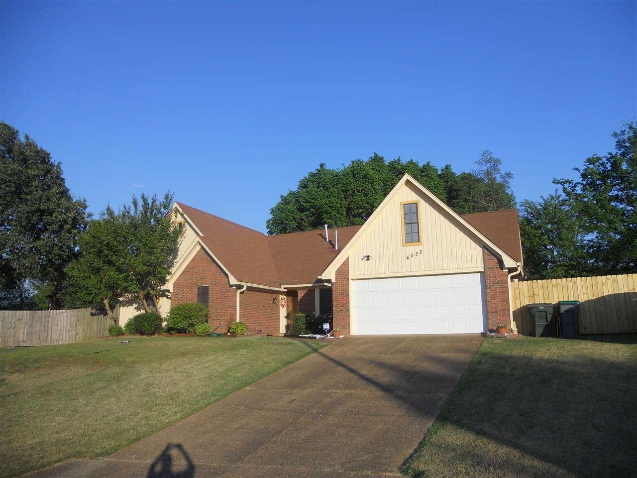 4022 Moonstone Cv, Memphis, TN