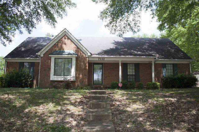 7112 Crestridge Rd, Memphis TN 38119