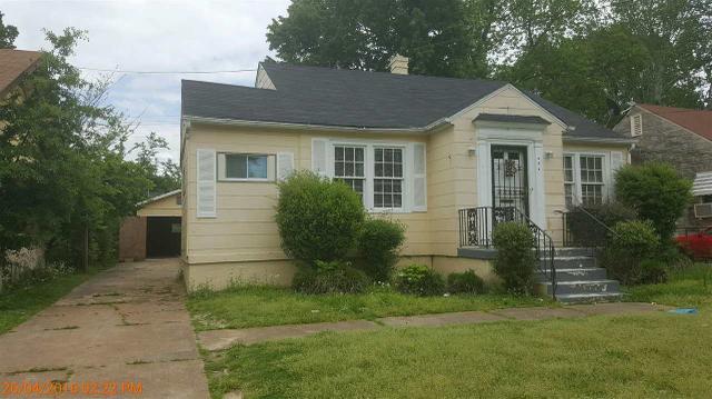 774 Spring St, Memphis TN 38112