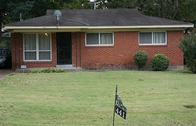 441 Delta Rd, Memphis, TN