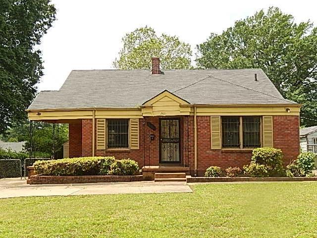 1521 Jeannine St, Memphis, TN