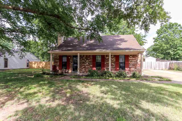 3110 Leeridge Dr, Memphis, TN