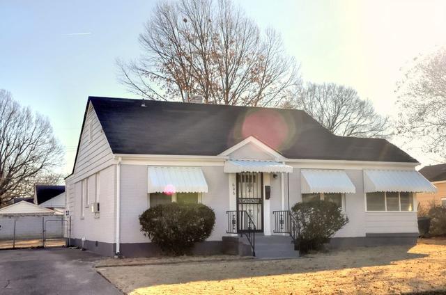 606 Isabelle St, Memphis TN 38122