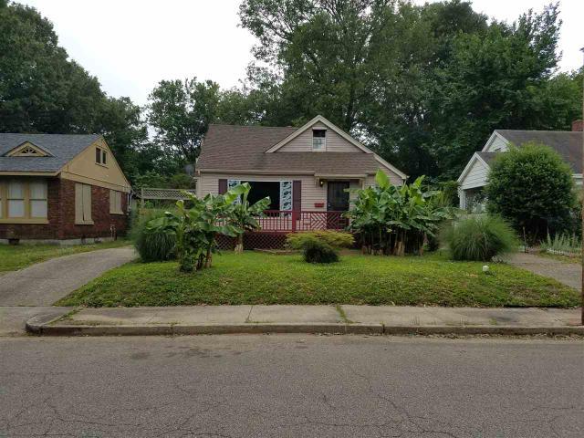 3573 Spottswood Ave, Memphis TN 38111